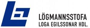 Lögmannsstofa Loga Egilssonar hdl. - Logo